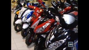 Выбор бу скутера