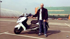 Популярный в РФ мотоцикл