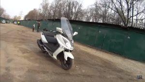 Скутер чи мотоцикл