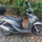 Honda dio 110 — обзор и технические характеристики