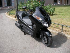 Honda Forza 300 - ОБЗОР