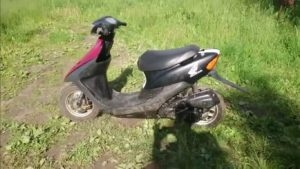 Скутер за 5к рублей