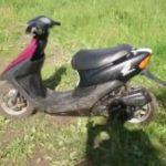 Скутер за 5 тысяч рублей
