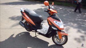 скільки коштує новий скутер
