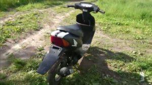 фото скутера 50 кубов