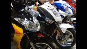 Сколько обкатывать скутер