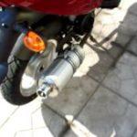 Почему скутер чихает