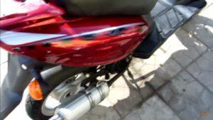 Чому скутер троїть