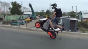 Как выбрать скутер 50 кубов