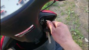 Почему не заводится скутер