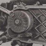 Задний вариатор скутера: разборка и неисправности